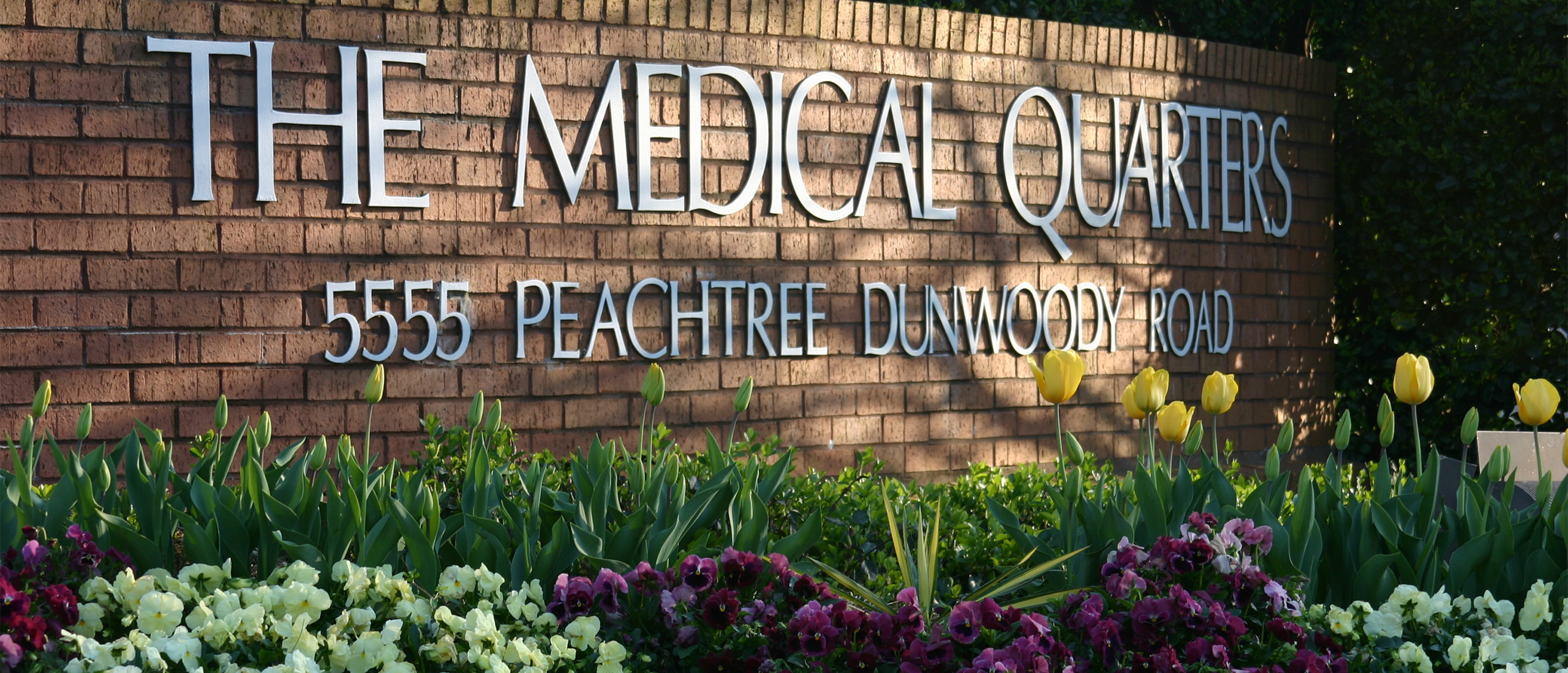 The Medical Quarters Sign
